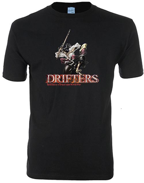 Drifters - Oda In Mid-Strike T-Shirt