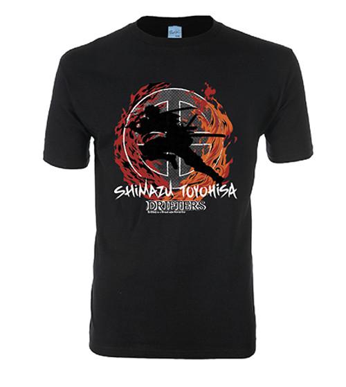 Drifters - Shimazu Toyohisa's Shadow T-Shirt