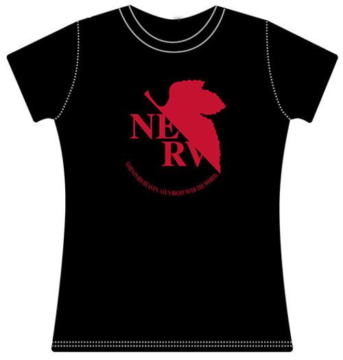 Evangelion - NERV All's Right JRS T-Shirt
