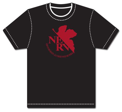 Evangelion - NERV All's Right T-Shirt