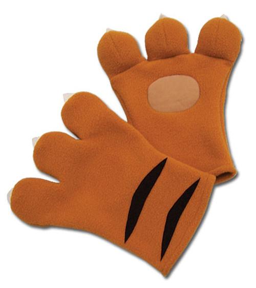 Code Geass - Nina's Tiger Gloves Cosplay Costume