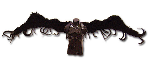 Death Note - Ryuk's Wings Harness Cosplay Costume