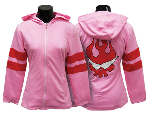 Gurren Lagann - Nia's Pink Jacket Cosplay Costume