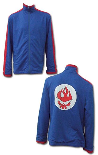 Gurren Lagann - Simon's Blue Jacket Cosplay Costume