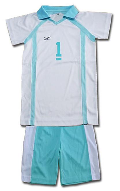 Haikyu!! - Aobajosai #1 Volleyball Uniform Cosplay Costume