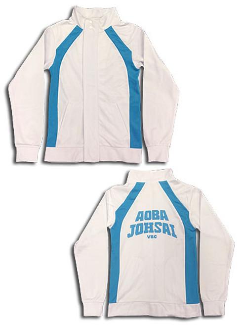 Haikyu!! - Aobajosai Volly Ball Club Jacket Cosplay Costume