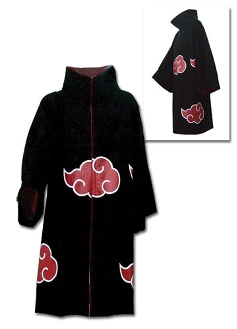 Naruto Shippuden - Akatsuki's Coat Cosplay Costume