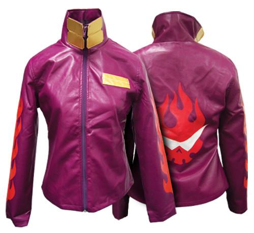 Gurren Lagann - Yoko's Magenta Jacket Cosplay Costume
