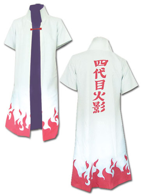 Naruto Shippuden - Yondaime's Coat Cosplay Costume