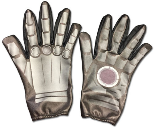 One Punch Man - Genos' Hands As Gloves Cosplay Costume
