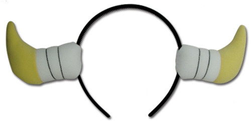 Reborn! - Lambo's Ox Horns Headband Cosplay Costume