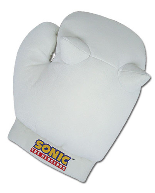 Sonic The Hedgehog - Knuckle's Gloves Cosplay Costume