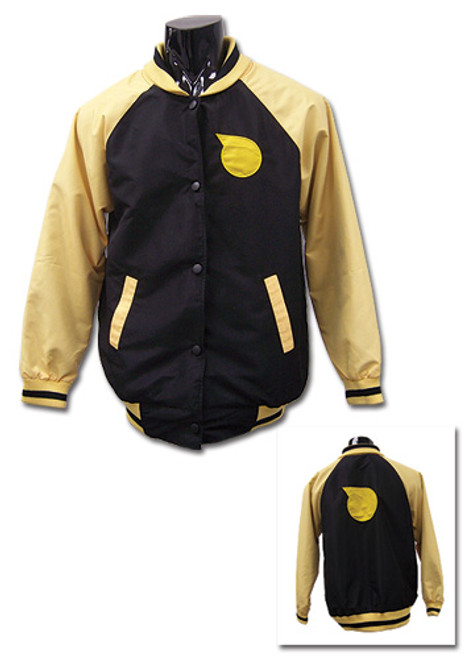 Soul Eater - Soul's Yellow Track Jacket Cosplay Costume