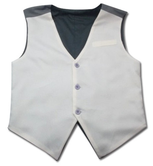 Tiger And Bunny - Kotetsu's Vest Jacket Cosplay Costume
