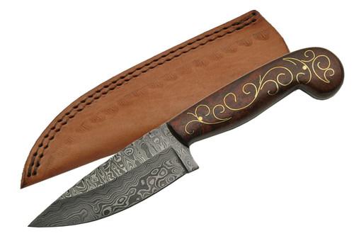 Beautiful design Damascus Steel Blade