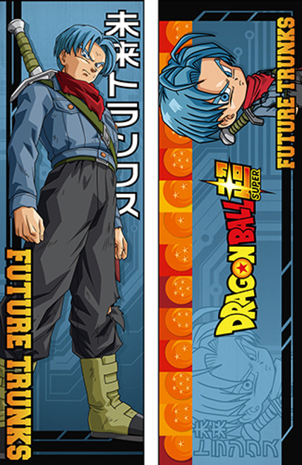 Dragon Ball - Future Trunks Body Pillow