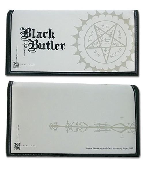 Black Butler - White Pentacle Female Wallet