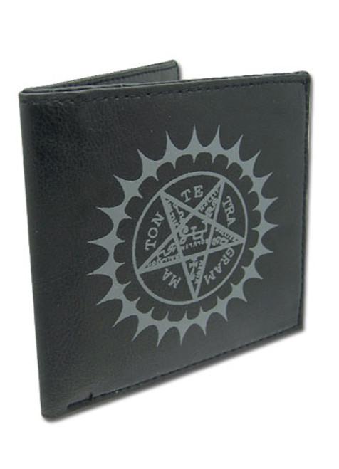 Black Butler - Pentacle Symbol Bifold Wallet