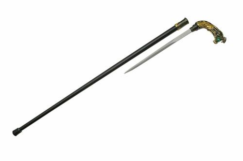 Mythical Sword Cane Eating Orb