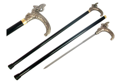 Nature Style Sword Cane