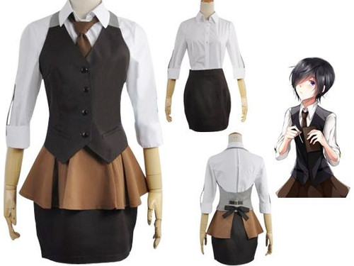 Other Touka (& Tokyo Ghoul) Cosplays Available. Call 402-393-3030 to inquire!