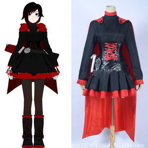 High End RWBY Cosplay Option A