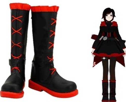 RWBY Cosplay Boots
