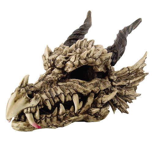 "26' by 18"" Massive Dragon Skull"