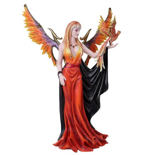 """14.75"""" Fairy of the Phoenix"""