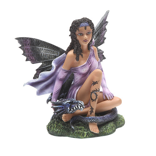 """6"""" Lovely Fairy with dragon"""