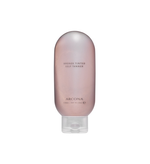 ARCONA Bronze Tinted Self Tanner