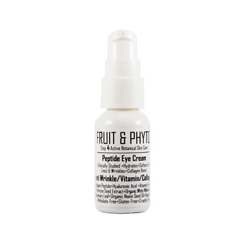 Peptide Eye Cream Anti-Wrinkle/Vitamin/Collagen Boost