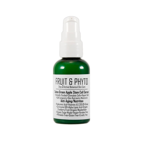 Fruit+Phyto Natural Active Swiss Green Apple Stem Cells Serum