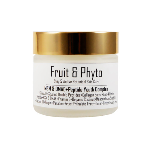 Fruit+Phyto MSM & DMAE + Double Peptides