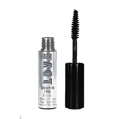 Love Naturals Sensitive Eyes Organic Mascara