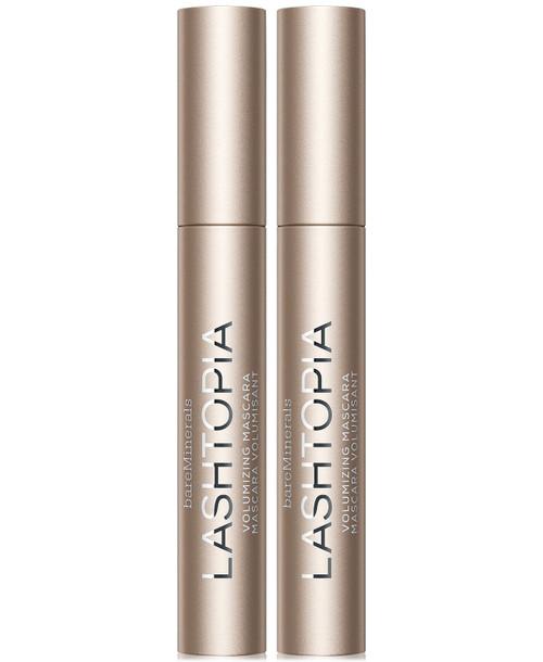 bareMInerals-Lashtopia Mascara Duo