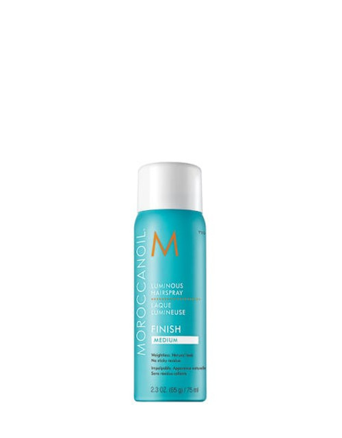 MoroccanOil Luminous Hairspray-Medium -Travel Size