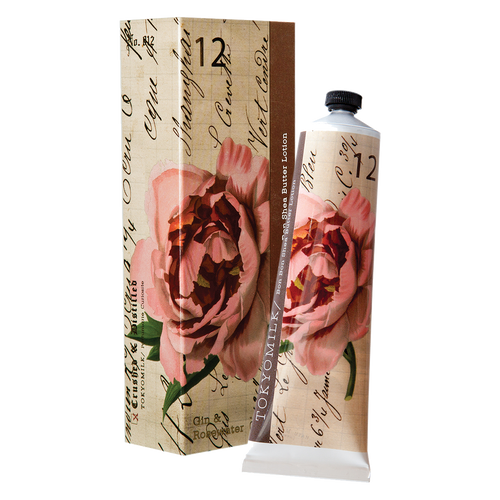 TokyoMilk Gin & Rosewater No. 12 BonBon Shea Butter Lotion