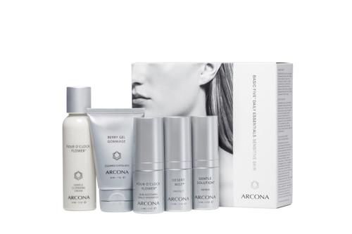 ARCONA Basic Five Problem Skin Type Starter Kit