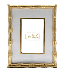 COLOR BLOCK CHANG MAI FRAME 4X6 / GOLD