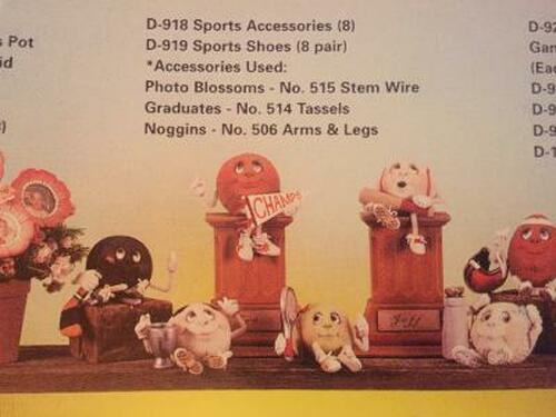 Dona's 918 Accessories for 917