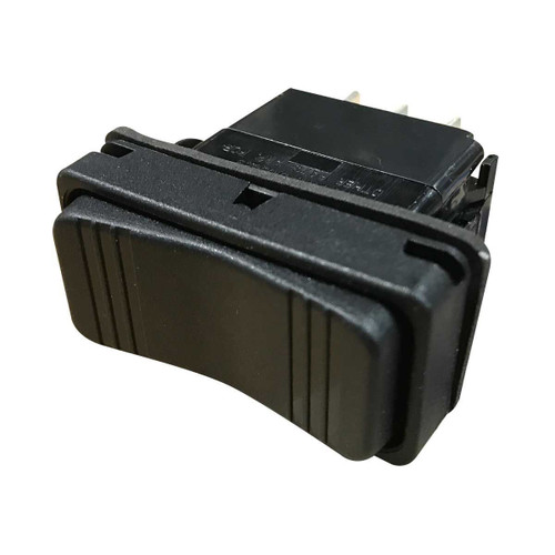on-off-on sw BLACK ACTUATOR