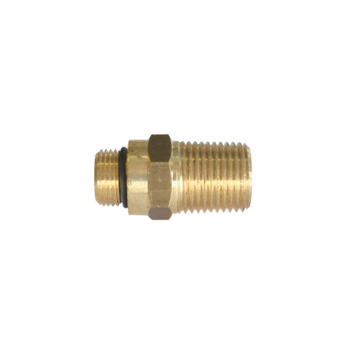 "Conn 3/8"" GM x 1/2"" Male Pipe Thread"