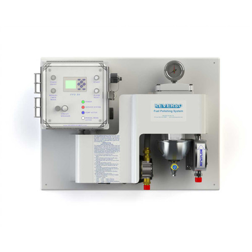 Fuel Polishing System - 80 Series - 'S' Class -  12V