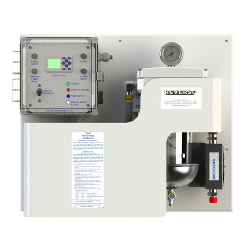 Fuel Polishing System - 210 Series - 110 Volt - Di