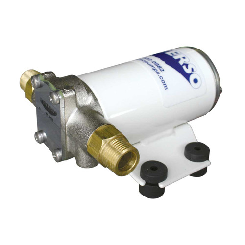 Low Speed 201 Pump with Logo and Fittings - 24 Vol