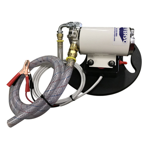 Portable Bucket System - 301 Series -  12 Volt