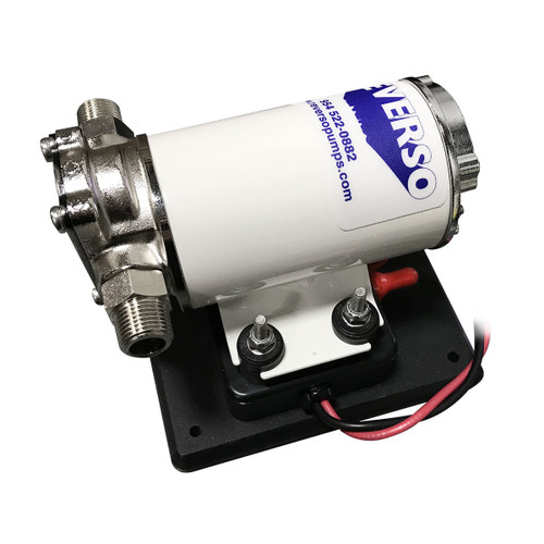 301 Hi-Speed Gear Pump with  Base and Reversing Sw