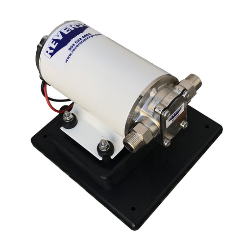 302 Low Speed Pump with Base & Reversing Switch 12