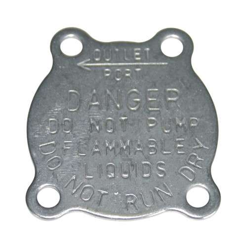 Cover Plate for OP-4 & 6